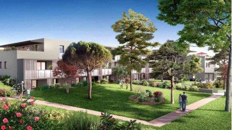 Appartement neuf Nota' Verde éco-habitat à Montpellier