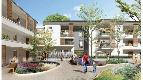 Appartement neuf L'Île en Seine éco-habitat à Melun