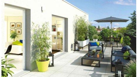 Appartement neuf So Village à Vaulx-en-Velin