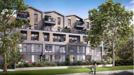 Appartement neuf Sérigraf' éco-habitat à Cachan