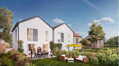 Maisons neuves La Roselière à Ormoy
