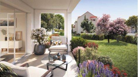 Appartement neuf Coeur de Village à Sarcelles