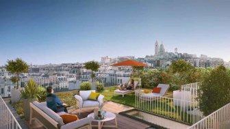 Appartements et maisons neuves Paris - Xviiie Arrondissement à Paris 18ème