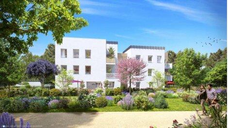 Appartements et maisons neuves Les Jardins de la Tour investissement loi Pinel à Magnanville