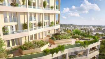 Appartements neufs Le Belvédère - Bordonova investissement loi Pinel à Bordeaux