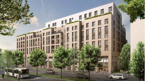 Appartement neuf Le Belvédère - Bordovita éco-habitat à Bordeaux