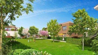 Appartements neufs Duo sur Jardins éco-habitat à Toulouse