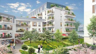 Appartements neufs Le 107 investissement loi Pinel à Argenteuil