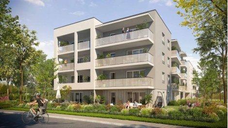Appartement neuf Ville d'Ô éco-habitat à Villenave-d'Ornon