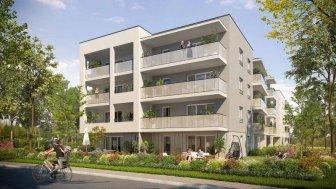 Appartements neufs Ville d'Ô éco-habitat à Villenave-d'Ornon