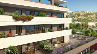 Appartements neufs Niceo à Nice