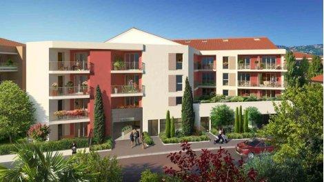 Appartement neuf Bell'Ora éco-habitat à Nice