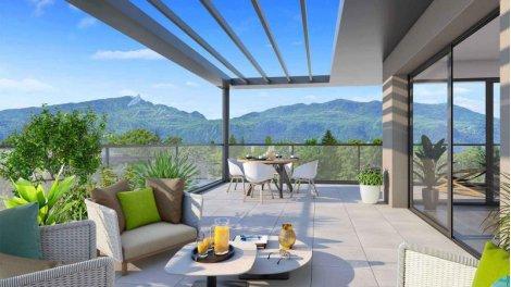Appartement neuf Plénitude investissement loi Pinel à Aix-les-Bains