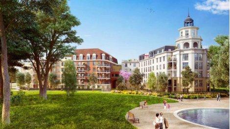 Appartement neuf Villa des Sables investissement loi Pinel à Le Blanc Mesnil