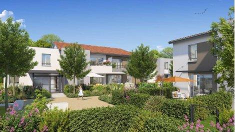 Appartement neuf Fleur de Ville éco-habitat à Toulouse