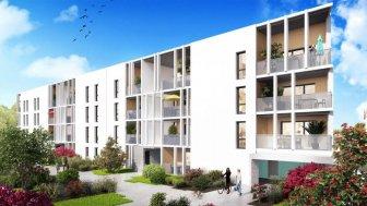 Appartements neufs Préface éco-habitat à Chassieu