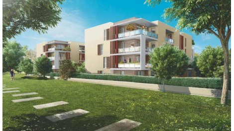 Appartement neuf Garden Square à Fréjus