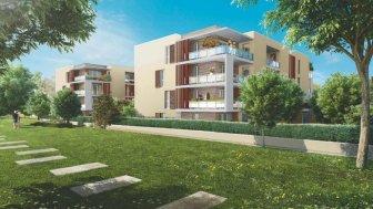 Appartements neufs Garden Square éco-habitat à Fréjus