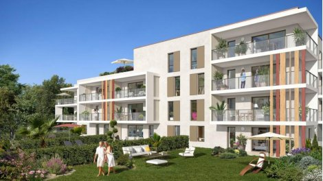 logement neuf à Fréjus