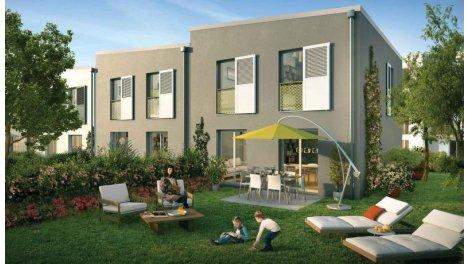 Appartements et maisons neuves Magnétic éco-habitat à Bondoufle