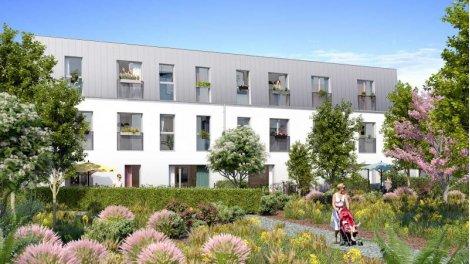 Appartement neuf Jardins en Aparté investissement loi Pinel à Rosny-sous-Bois