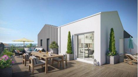 Appartement neuf Ô Naturel éco-habitat à Parempuyre