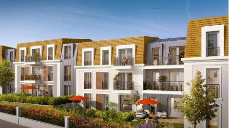 Appartement neuf Carré Marly - Nue Propriété éco-habitat à Marly-le-Roi