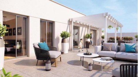 Appartement neuf Harmonia éco-habitat à L'Hay-les-Roses