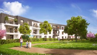 Appartements et maisons neuves Le Clos Boisé éco-habitat à Cesson
