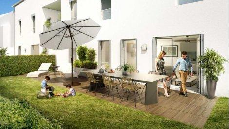 Appartement neuf Feel Croix Rousse à Lyon 4ème