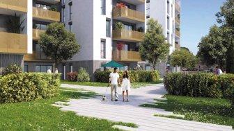 Appartements et maisons neuves Coeur Meuniers éco-habitat à Bagneux