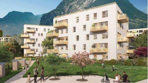 Appartement neuf Nouvel Air éco-habitat à Saint-Martin-le-Vinoux