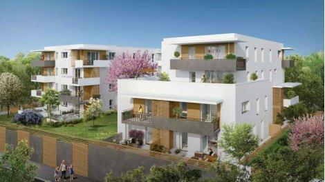 Appartement neuf Ola Verde investissement loi Pinel à Saint-Martin-d'Hères