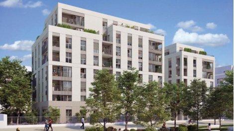 Appartement neuf En Scene - Scenario investissement loi Pinel à Lyon 8ème
