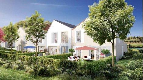 Appartements et maisons neuves Grand Angle investissement loi Pinel à Saint-Ouen-l'Aumône