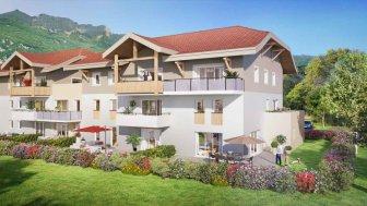 Appartements neufs Doussard éco-habitat à Doussard