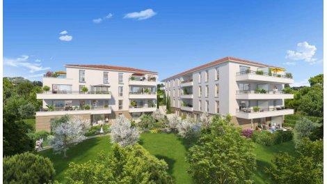 Appartement neuf Les Augustines à Marseille 11ème