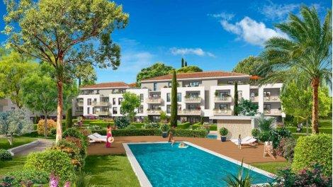 Appartements et maisons neuves Symphonie sur Parc à Hyères