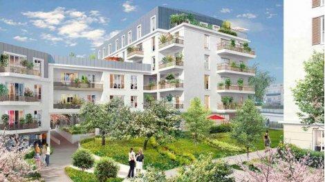 Appartement neuf Le 107 investissement loi Pinel à Argenteuil