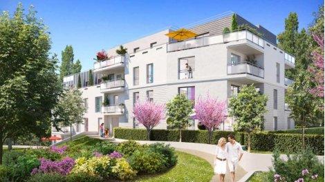 Appartement neuf Jardin en Ville éco-habitat à Saint-Thibault-des-Vignes