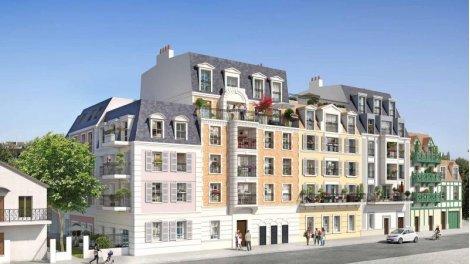 Appartement neuf Villa Beau Site à Le Blanc Mesnil