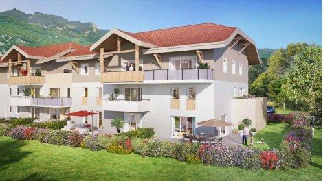 Appartement neuf L'Écrin Village à Doussard