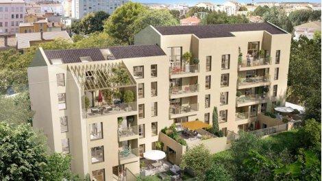 Appartement neuf Ressource investissement loi Pinel à Caluire-et-Cuire