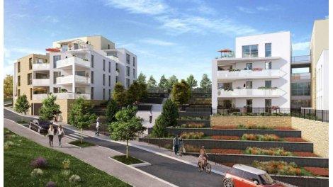Appartement neuf Vue d'en Haut investissement loi Pinel à Saint-Didier-au-Mont-d'Or
