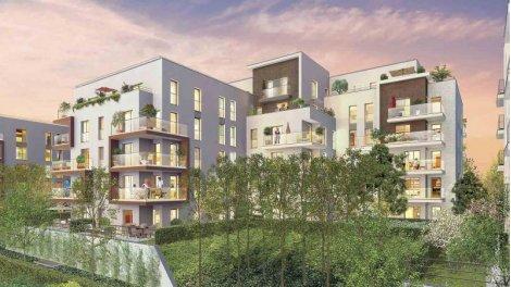 Appartement neuf Idylle - Nue-Propriété éco-habitat à Rueil-Malmaison