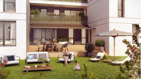 appartement neuf à Issy-les-Moulineaux