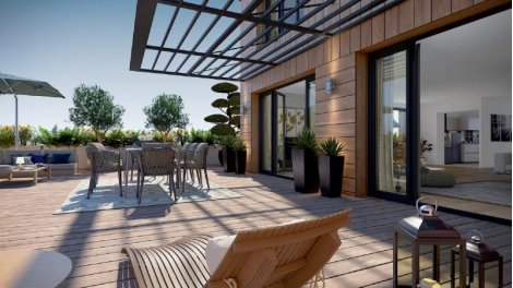 Appartement neuf Quai 54 à Bordeaux