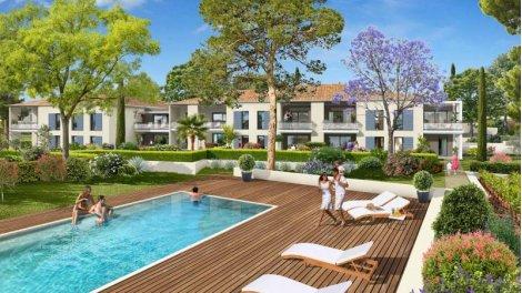 Appartements et maisons neuves Domaine de Faveyrolles à Ollioules