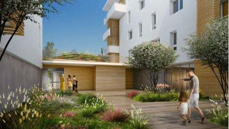 immobilier basse consommation à Saint-Martin-d'Hères