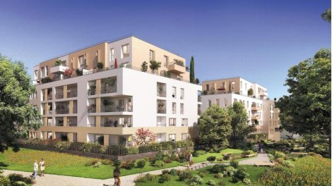 Appartement neuf Sur Parc à Noisy-le-Grand